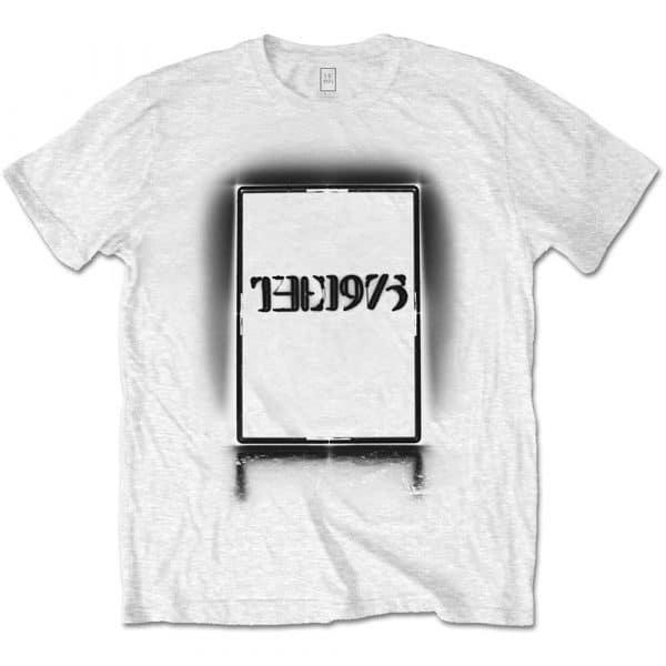 The 1975 Mens T-Shirt: Black Tour (XX-Large)