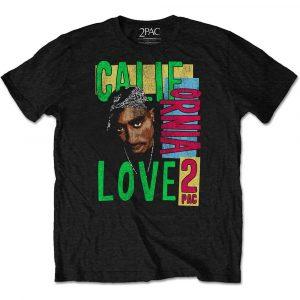 Tupac Mens T-Shirt: California Love (XXX-Large)