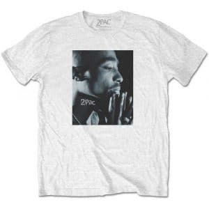 Tupac Mens T-Shirt: Changes Side Photo (XX-Large)
