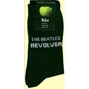 The Beatles Ladies Ankle Socks: Revolver (UK Size 4 - 7)