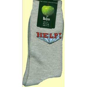The Beatles Ladies Ankle Socks: Help! (UK Size 4 - 7)