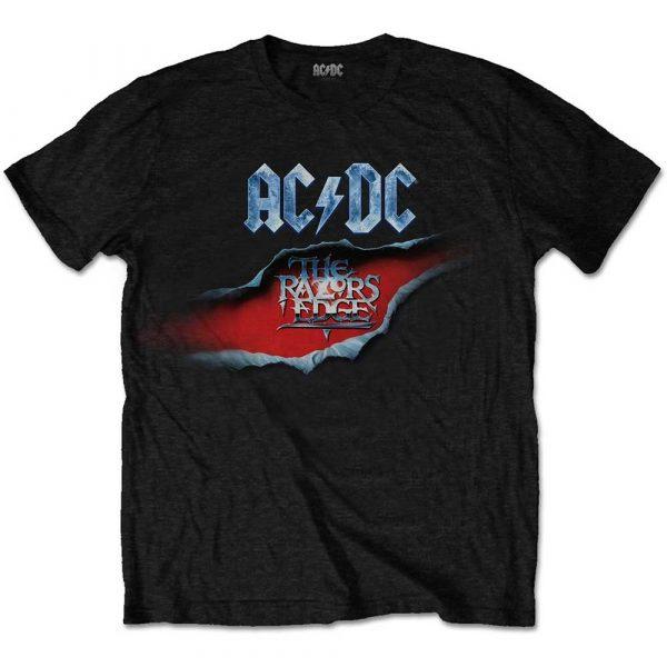AC/DC Mens T-Shirt: The Razors Edge (XX-Large)