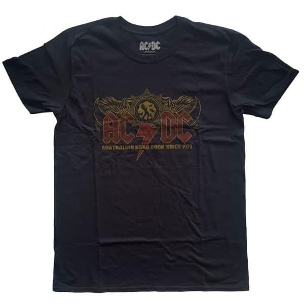 AC/DC Mens T-Shirt: Oz Rock (XX-Large)