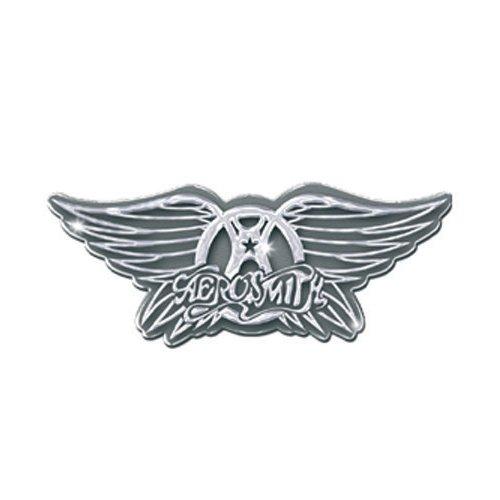 Aerosmith Pin Badge: Wings