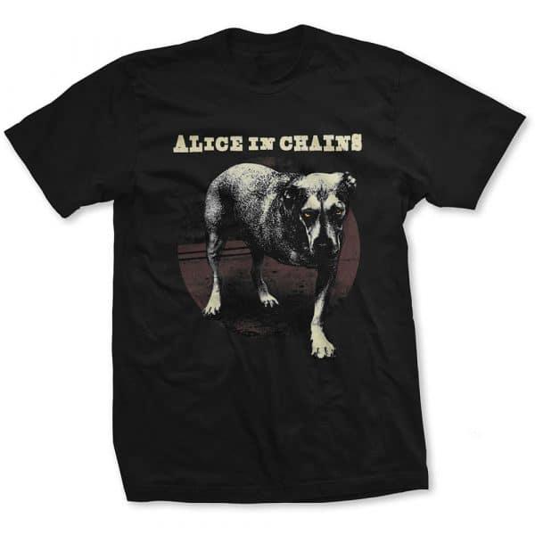 Alice In Chains Mens T-Shirt: Three Legged Dog (XX-Large)