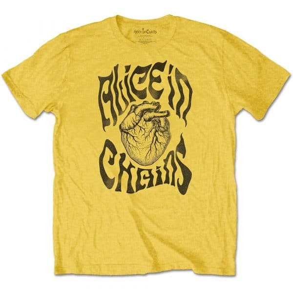 Alice in Chains Mens T-Shirt: Transplant (XX-Large)