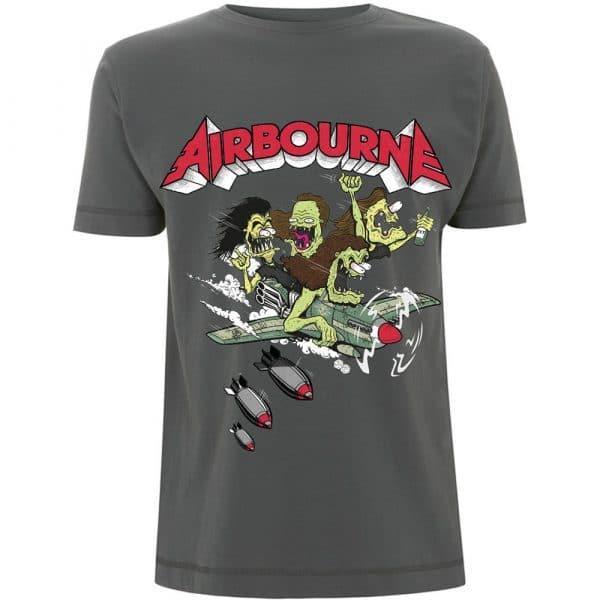 Airbourne Mens T-Shirt: Nitro (XX-Large)