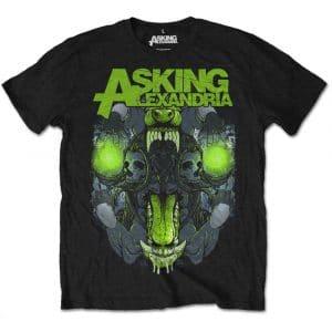 Asking Alexandria Mens T-Shirt: TSth (Retail Pack) (XX-Large)
