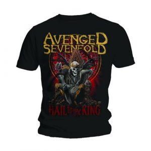 Avenged Sevenfold Mens T-Shirt: New Day Rises (XX-Large)