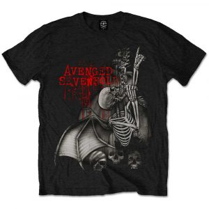 Avenged Sevenfold Mens T-Shirt: Spine Climber (XX-Large)