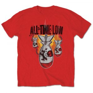 All Time Low Mens T-Shirt: Da Bomb