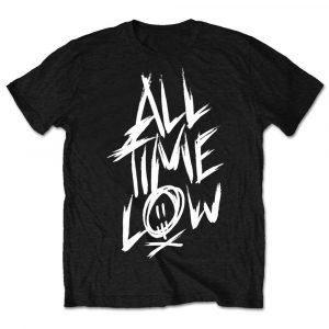 All Time Low Mens T-Shirt: Scratch