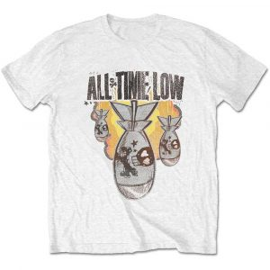 All Time Low Mens T-Shirt: Da Bomb (Retail Pack) (XX-Large)