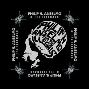 Philip H. Anselmo & The Illegals Unisex Bandana: Face