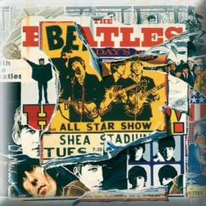 The Beatles Pin Badge: Anthology 2 Album