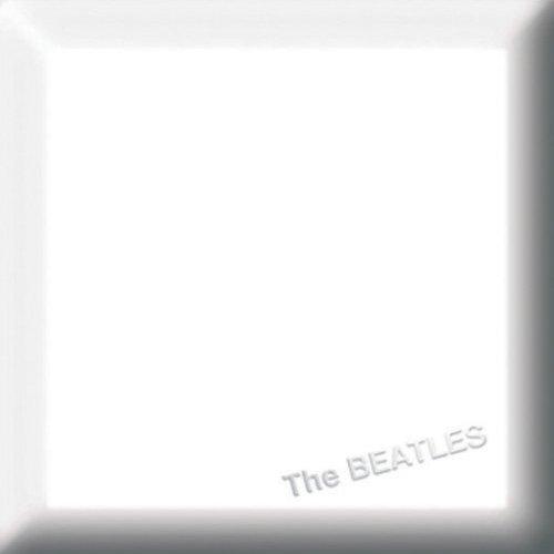 The Beatles Pin Badge: White Album
