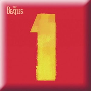 The Beatles Pin Badge: 1 Album