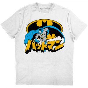 DC Comics Mens T-Shirt: Batman Kanji (XX-Large)