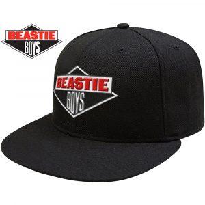 The Beastie Boys Unisex Snapback Cap: Diamond Logo