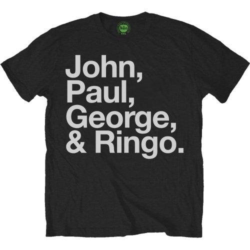 The Beatles Mens T-Shirt: John