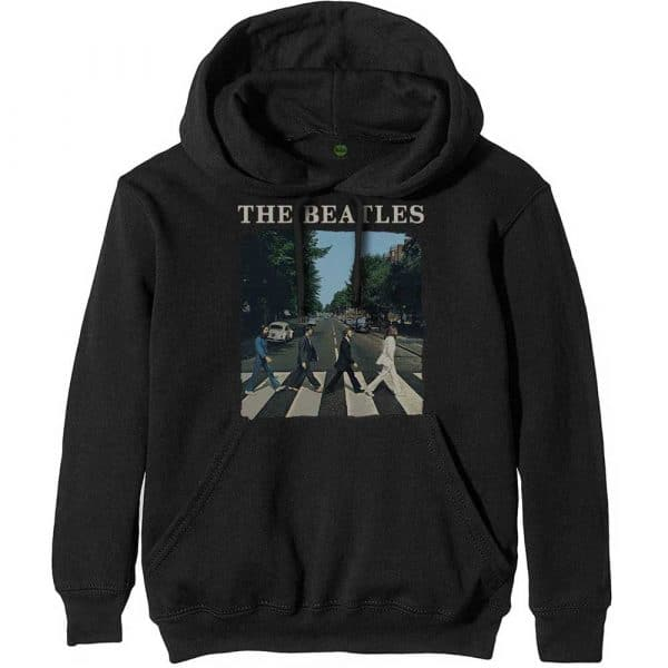The Beatles Mens Pullover Hoodie: Abbey Road (XX-Large)