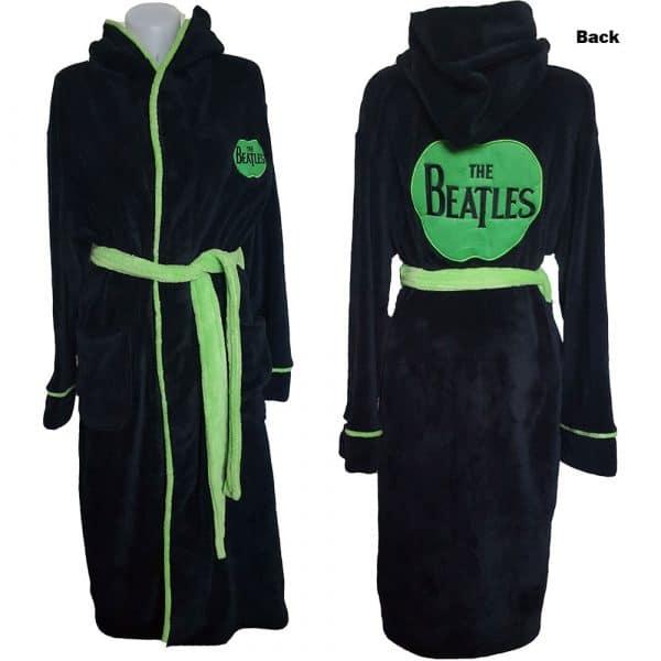 The Beatles Unisex Bathrobe: Apple (Large - X-Large)