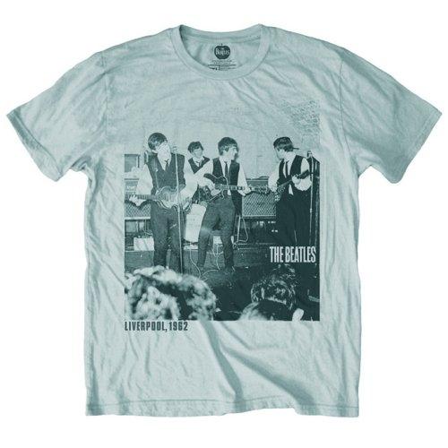 The Beatles Mens Premium T-Shirt: The Cavern 1962 (XX-Large)