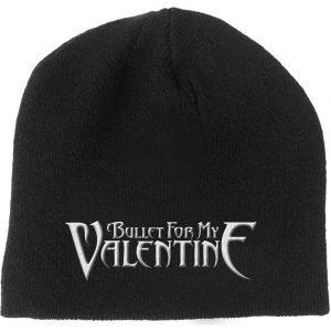 Bullet For My Valentine Unisex Beanie Hat: Logo