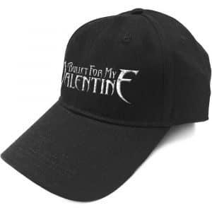 Bullet For My Valentine Baseball Cap: Logo (Sonic Silver)