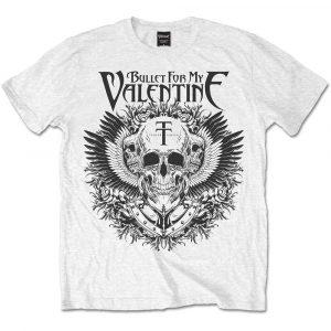 Bullet For My Valentine Mens T-Shirt: Eagle