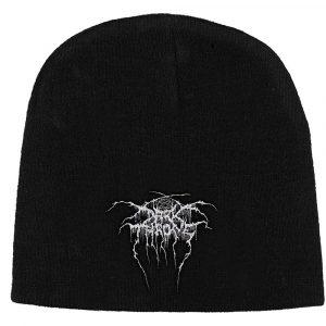 Darkthrone Unisex Beanie Hat: Logo