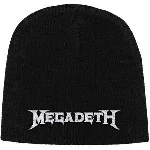 Megadeth Unisex Beanie Hat: Logo