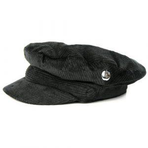 The Beatles Unisex Help! Hat: Help! (Corduroy/Badge) (X-Large)