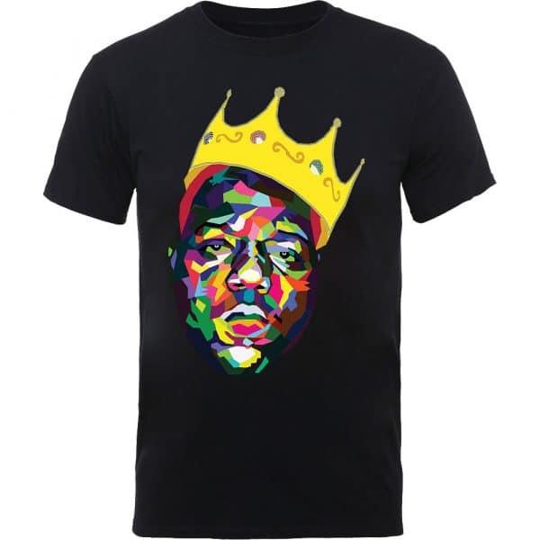 Biggie Smalls Mens T-Shirt: Crown (XX-Large)