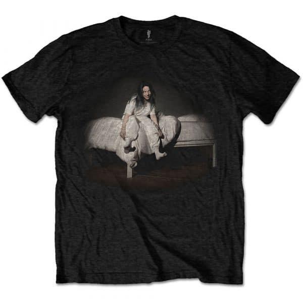Billie Eilish Mens T-Shirt: Sweet Dreams (XX-Large)