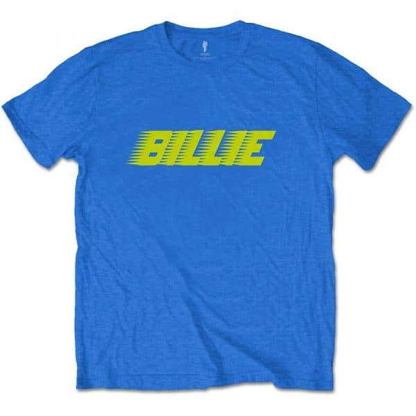 Billie Eilish Mens T-Shirt: Racer Logo (XX-Large)
