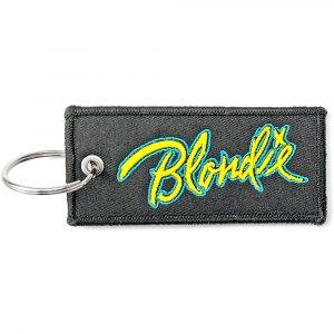 Blondie Keyring: ETTB Logo (Double Sided Patch)