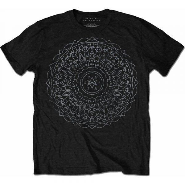Bring Me The Horizon Mens T-Shirt: Kaleidoscope (XX-Large)