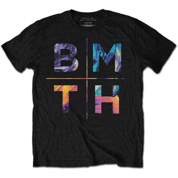 Bring Me The Horizon Mens T-Shirt: Colours (XX-Large)