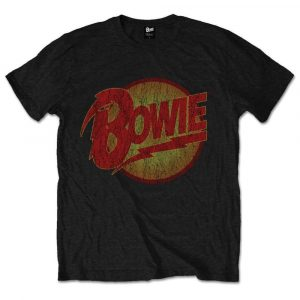 David Bowie Mens T-Shirt: Diamond Dogs Vintage (XX-Large)