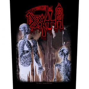 Death Back Patch: Human