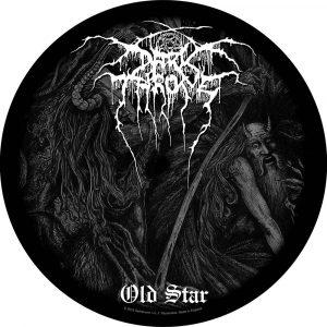 Darkthrone Back Patch: Old Star