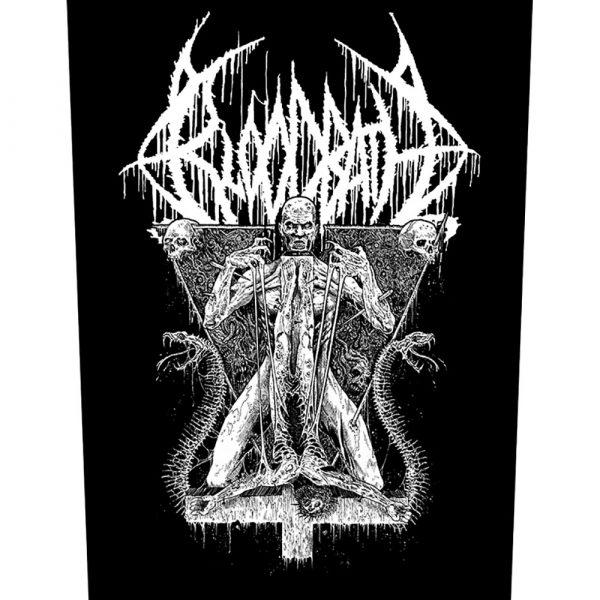 Bloodbath Back Patch: Morbid Antichrist