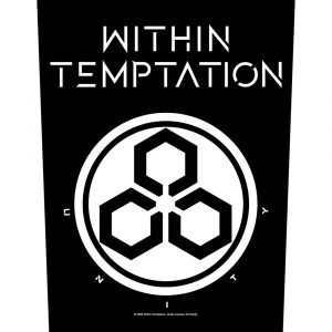Within Temptation Back Patch: Unity