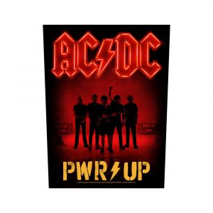 AC/DC Back Patch: PWR-UP