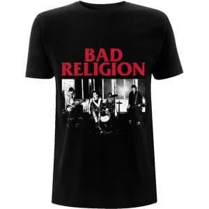 Bad Religion Mens T-Shirt: Live 1980 (XX-Large)