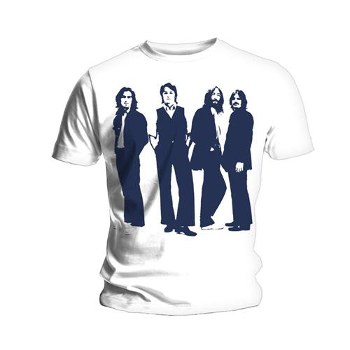 The Beatles Mens T-Shirt: Standing (XX-Large)