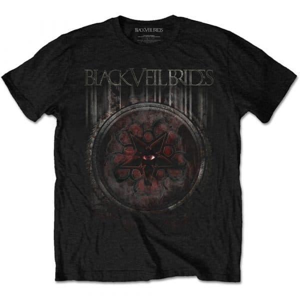 Black Veil Brides Mens T-Shirt: Rusted (XX-Large)