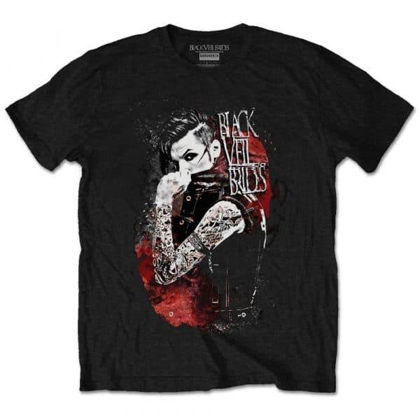 Black Veil Brides Mens T-Shirt: Inferno (Retail Pack) (XX-Large)