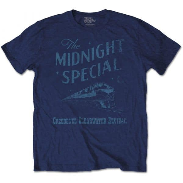 Creedence Clearwater Revival Mens T-Shirt: Midnight Special (XX-Large)